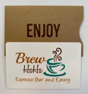 Brew HaHa card
